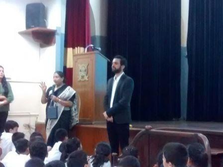 Career Counseling Talk By–'Mr. Karan Gupta'