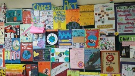 Social Studies Activity- 'Civics through Art'