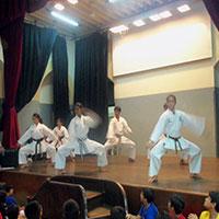 Karate Display 2