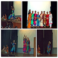 Odissi Dance Presentation