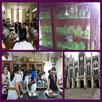 Visit to St.Xavier's College