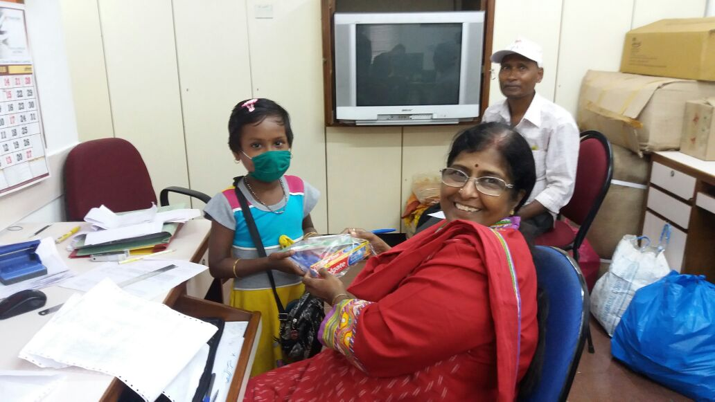 Kit Distribution for Cancer Patients