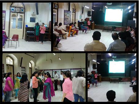 Teachers' workshop – Learning Disabilities