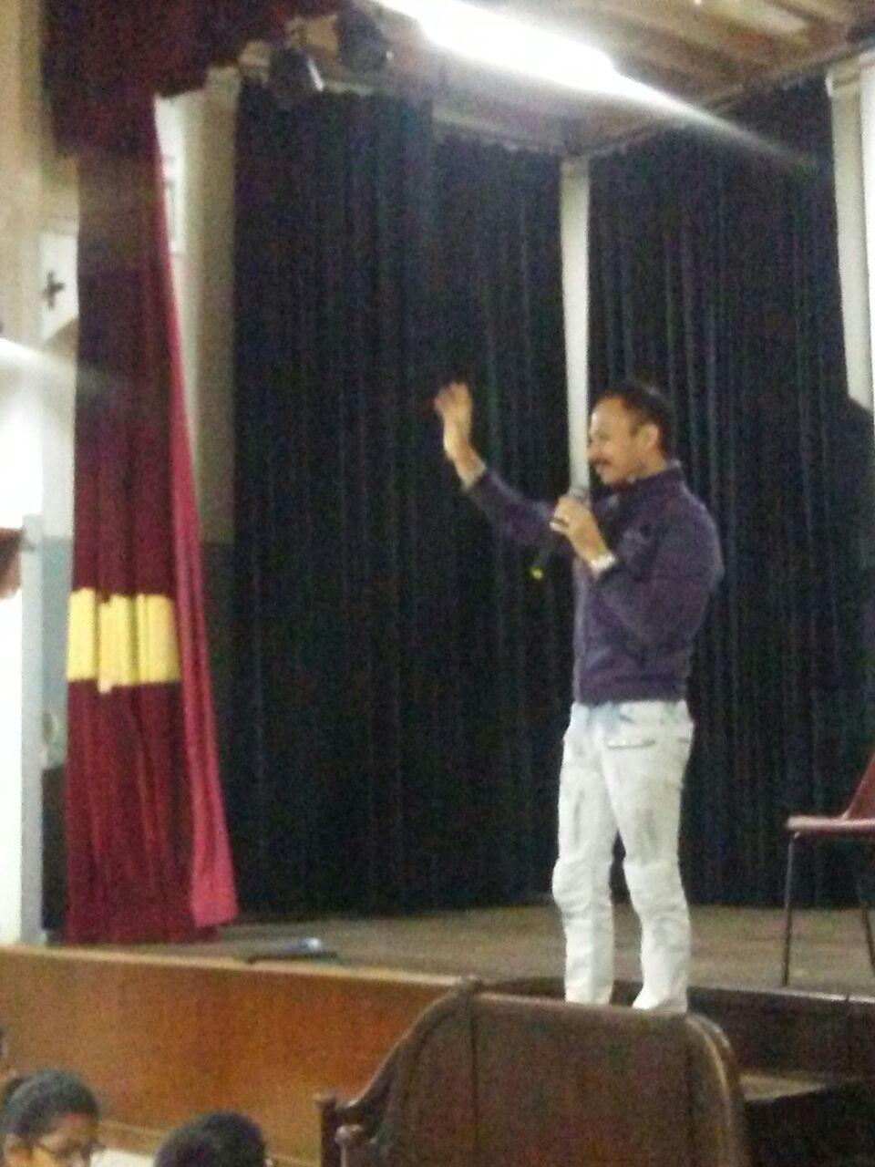 Talk by Mickey Mehta