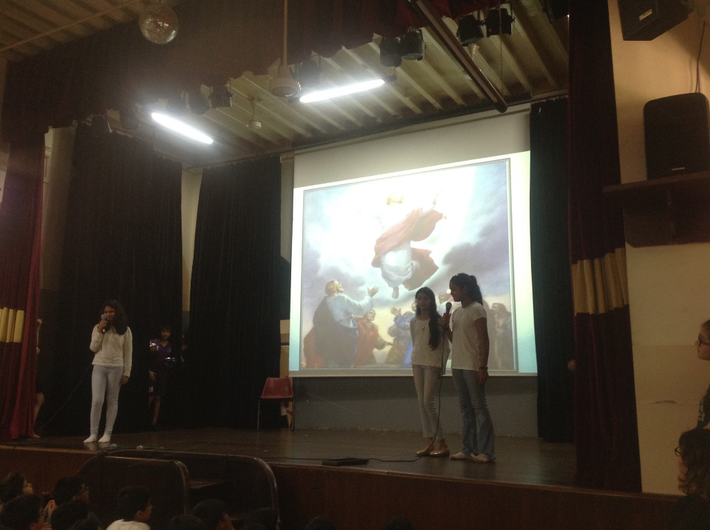 7B Assembly – 'Easter'