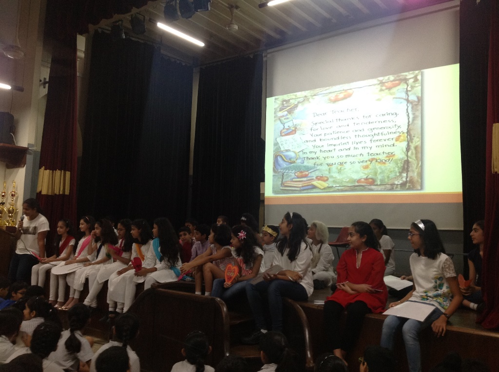 5C Assembly – 'A Guru Dispels Darkness'