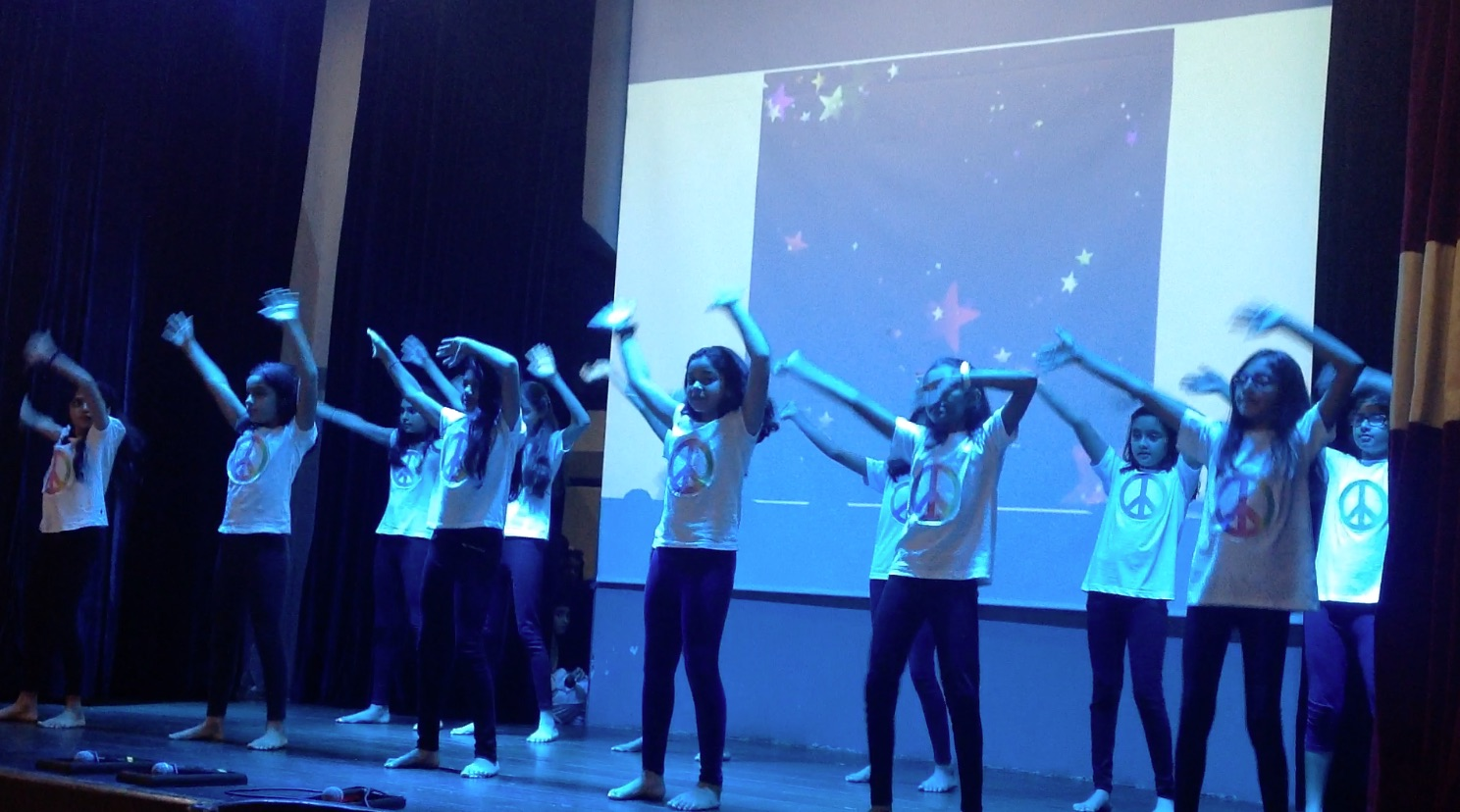 5D Assembly – 'World Peace'