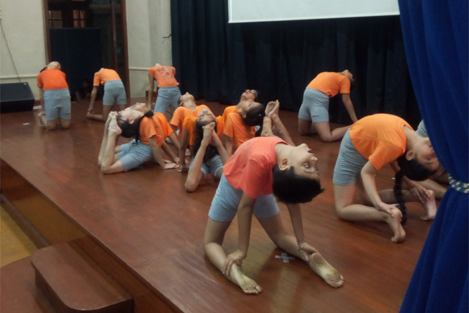 Yoga Assembly