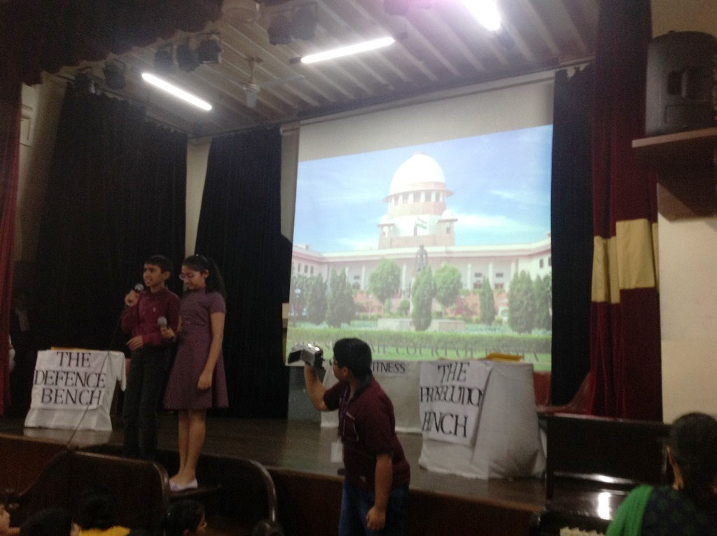 6A Assembly – 'The Trial'