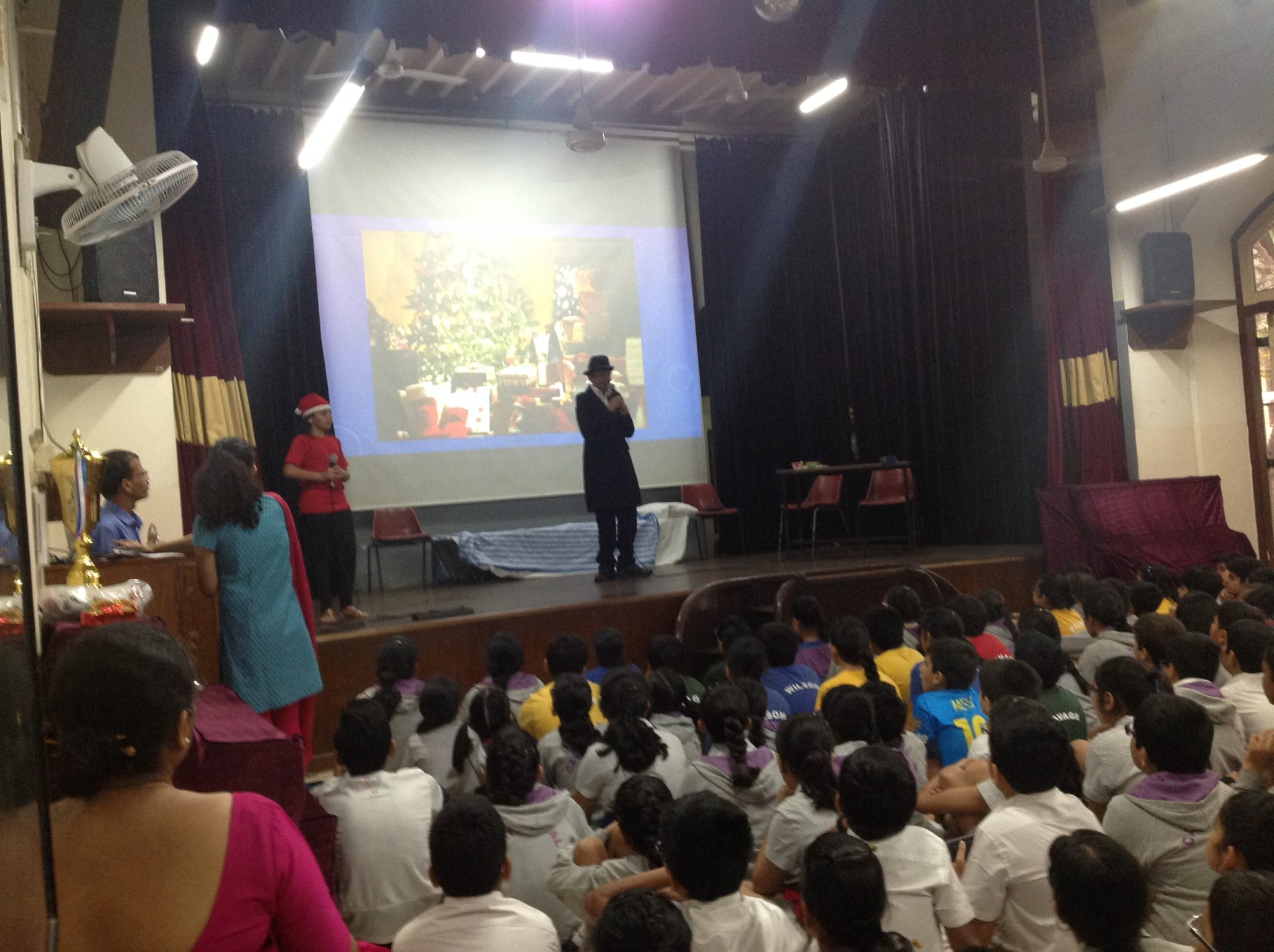 6D Assembly - Christmas