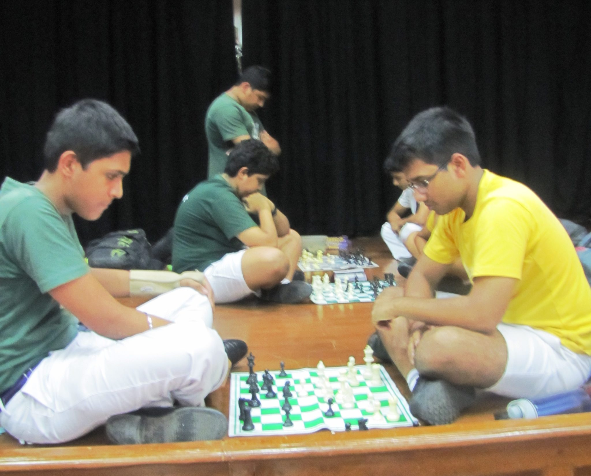 Inter House Chess