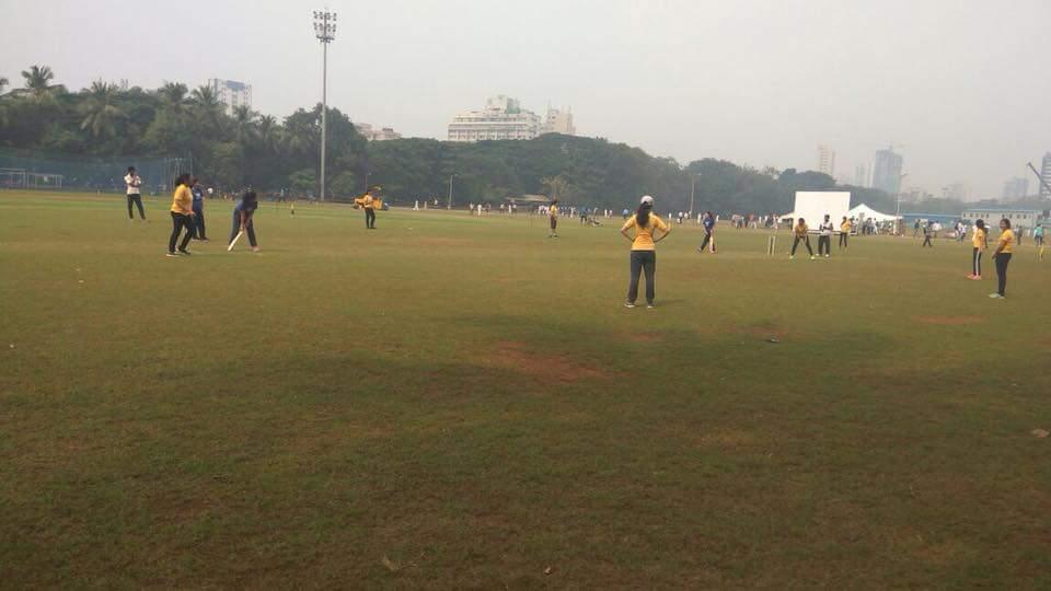 Inter House Cricket Girls